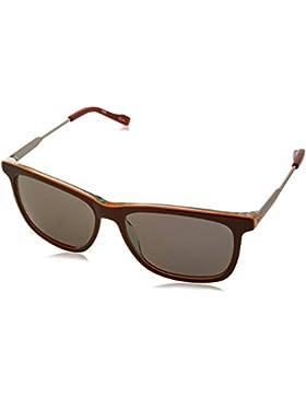 Boss Orange Unisex-Erwachsene Sonnenbrille 0229/S Ct Schwarz (Khkorggrn Pd Lhi), 55