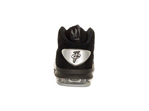 Homme Nike Vi Nero Plateado De Negro Basket Centesimo Zoom Metallico argento Espadrillas Multicolore 7Y4qrYOwW