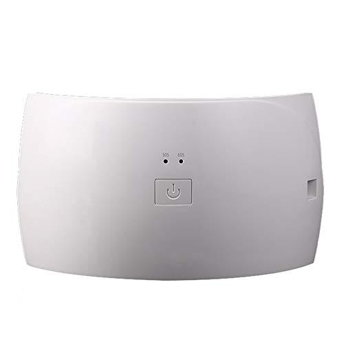 LED UV Nageltrockner, Lampe Für Nägel Infrarot Sensor LCD Display Gel Für Maniküre Aushärtungslampe Professioneller 30/60s Zeiteinstellung -