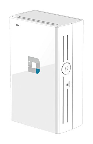 D-Link DAP-1520 Wireless Repeater (WLAN-Verstärker, AC750) weiß