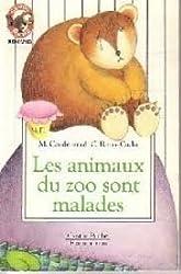Les Animaux du zoo sont malades
