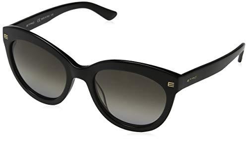 Etro et610s 001 54 occhiali da sole donna, nero (black),