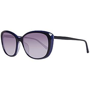 BENETTON BE955S04, Gafas de Sol para Mujer, Blue, 55