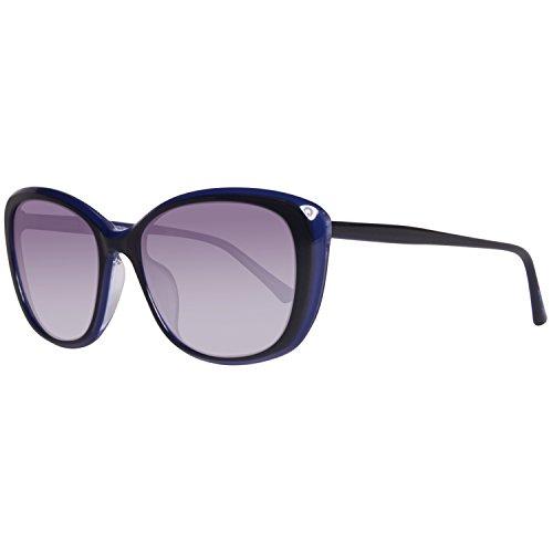 United Colors of Benetton Damen BE955S04 Sonnenbrille, Blau (Blue), 55