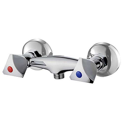 Wall-mounted Shower Mixer, Hot And Cold Mixing Valve, Bathroom Bathtub, Shower Faucet -