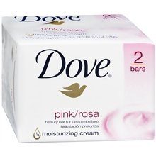 Dove Beauty Cream Soap Bar with Ayur Face Wash (135 Gms*3 Bars)