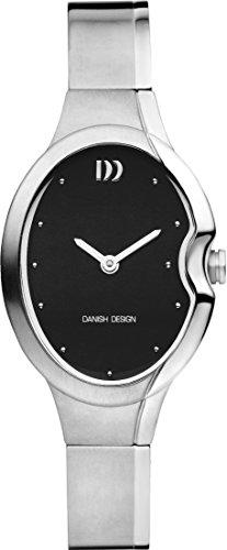 Danish Designs Reloj analógico para Mujer de Cuarzo con Correa en Titanio DZ120387