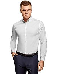 Amazon.es: Camisas formales - Camisetas, polos y camisas: Ropa