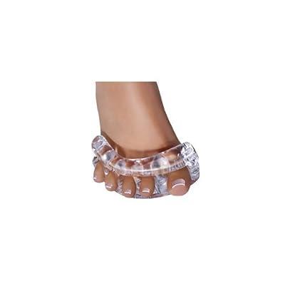 YogaToes® Der natürliche Weg für gesunde Füße-Durchsichtig Größe s