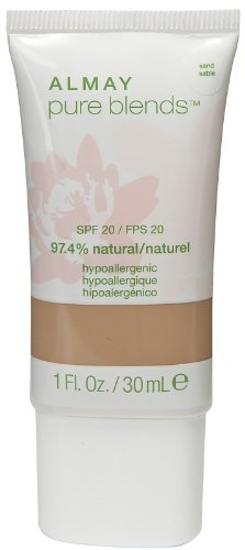 Almay Pure Blends Foundation (260 - Sand) 30ml