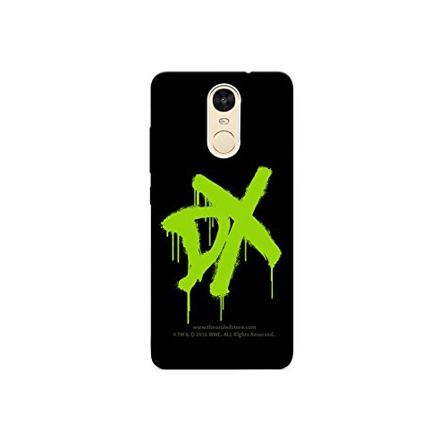 WWE : DX Xiaomi Redmi Note4 Mobile Case by The Souled Store