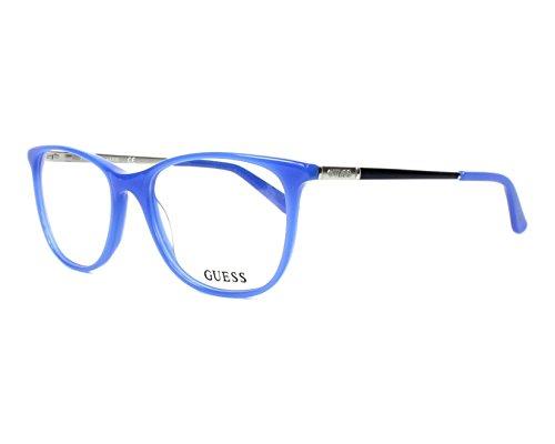 Guess GU2566 C53 084 (shiny light blue / ) Brillengestelle