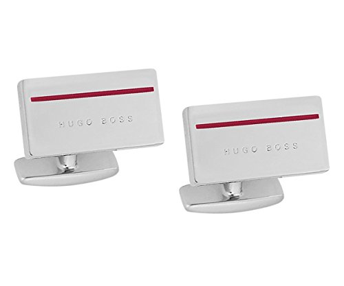 BOSS Hugo Boss Boss 50385526 Manschettenknöpfe Cam Rot
