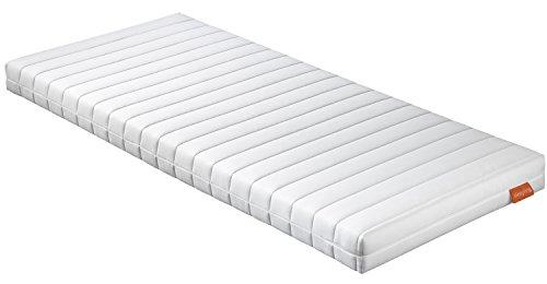 sleepling Rollmatratze Basic 30 Kindermatratze Max - Härtegrad 2 70 x 140 x 10 cm, weiß