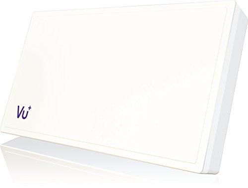VU+ Selfsat Flat- H38D Flachantenne Single- LNB Version