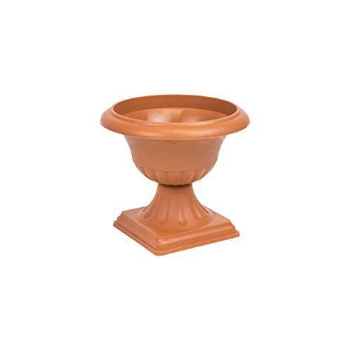 plastic-athena-vase-2-colours-5-sizes-s-terracotta