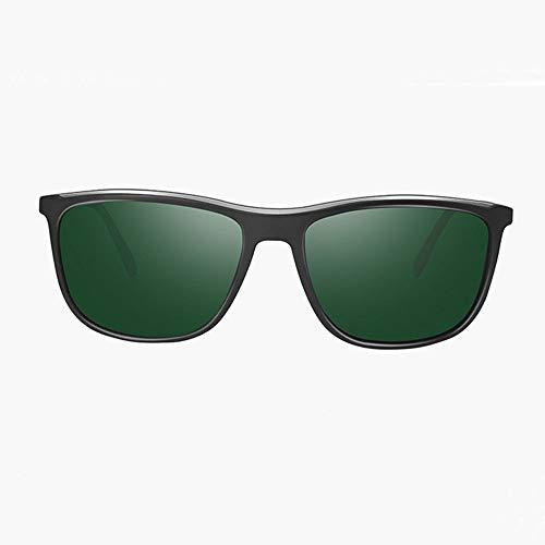 shixiaodan Herren Sonnenbrille Polarisierte, Herren Polarized Sunglasses Square Einfache Sonnenbrille