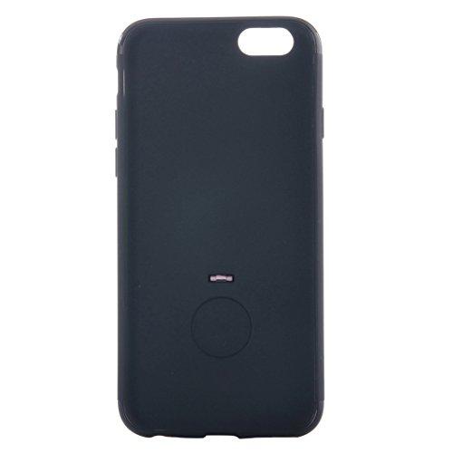 IPhone 7 Fall Ultra dünner weicher TPU schützender rückseitiger Abdeckungs-Fall mit Ring-Halter-Standplatz für iPhone 7 Fall by diebelleu ( Color : White ) Pink