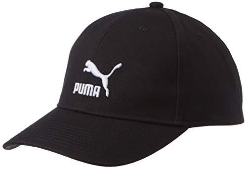 PUMA Erwachsene Archive Logo BB Cap Black, OSFA