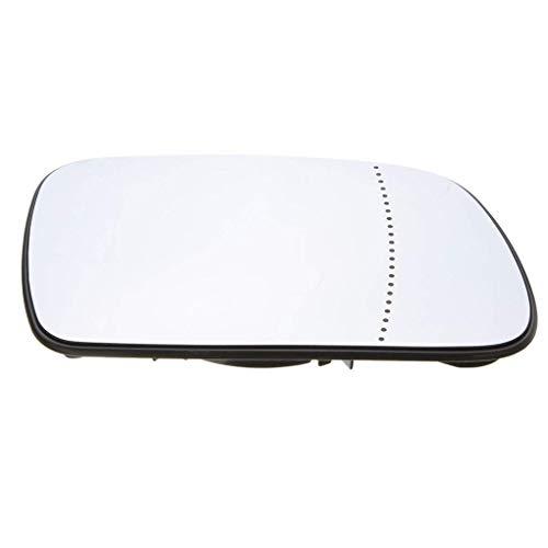 Ben-gi Reemplazo para Peugeot 307 2001-2008 Lado Derecho Exterior Espejo retrovisor Espejo retrovisor de Cristal