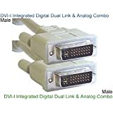DVI TO DVI 24+5 PIN CABLE