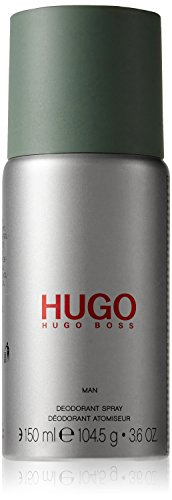Hugo Boss Hugo Deodorante Spray, Uomo, 150 ml