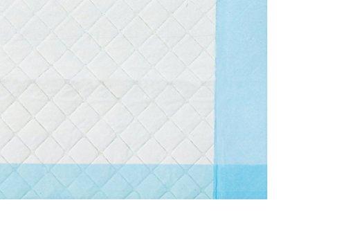200 Krankenunterlagen Einmalunterlagen blau 40 x 60 cm 6-lagig