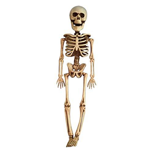 Macht Spaß Kostüm Und Einfach - Neubula Skelett Halloween Modell Thriller Bar Atmosphäre Spielzeug, Lustig,Flexibel Macht Spaß 40x10x6 (cm)