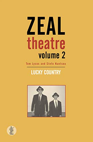 Lucky Country (Zeal Theatre Book 2) (English Edition)