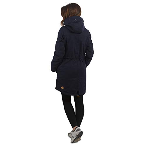 Ragwear Damen Wintermantel Parka Elba Coat A - 6