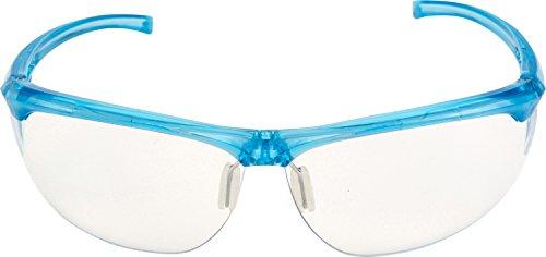 3M Schutzbrille, Refine, AS, AF, UV, PC, klar, Rahmen türkis, 1 Stück, Refine0