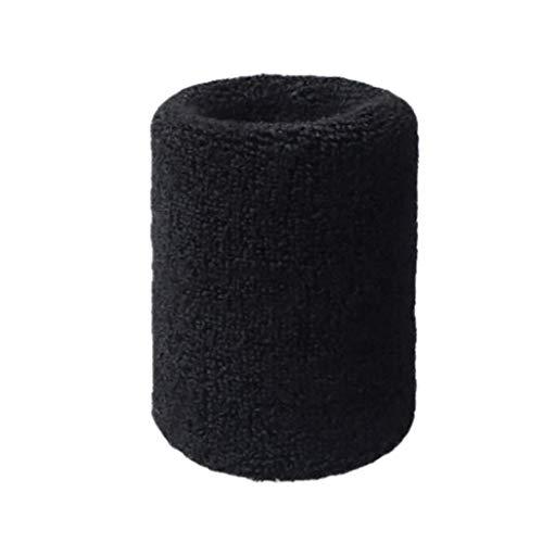 AmyGline Schweiß Armband/Baumwolle Armbänder Armbänder Schweißbänder Schweißband für Sporttennis 5x8cm