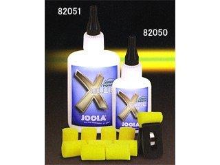 JOOLA Tischtennis-Kleber X-Glue mit Green Power, 82051, 90ml