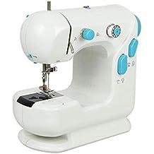 FOONEE Máquina de Coser Portátil Compacta para Principiantes Máquina de Coser para Adolescentes Máquina de Costura