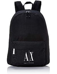 Armani Exchange - Icon Backpack, Mochilas Hombre