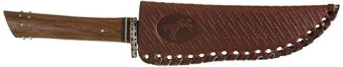 Coltello caccia Colt Clip Point Stag in damasco