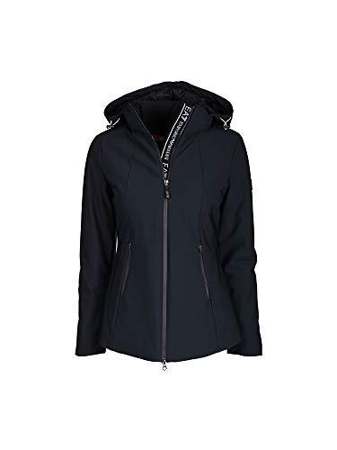 Emporio Armani Ea7 6GTB20 TNR2Z Jacke Frauen Blau XL