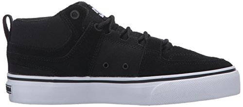 DC Jugend Lynx Vulc Mid Skate Schuhe Black/White