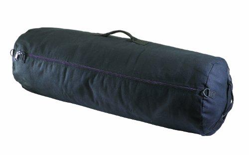 Texsport Zipper Canvas Duffle Duffel Roll Travel Sports Equipment Bag -