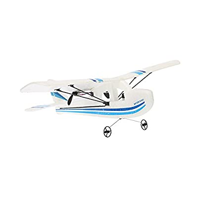 Goolsky Volantex RC TW-781 Cessna 2.4G 2CH RC Airplane 200mm Wingspan Mini EPP Infrared Remote Control Indoor Drone