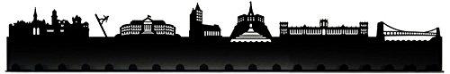 Radius Städte Garderobe Kassel schwarz - 709 Z1