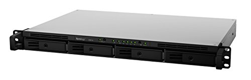 Synology RS816 4-Bay NAS-Rackmount 1,8 GHz CPU