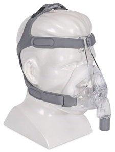 Simplus Vollmaske mit Kopfbedeckung, Größe S -