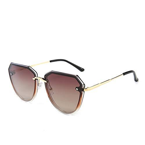 Sonnenbrillen Anti-UV-polarisierte unregelmäßige Metalllicht und langlebig, Outdoor-Sonnenbrillen Sporteinkäufe sind für Männer und Frauen unerlässlich