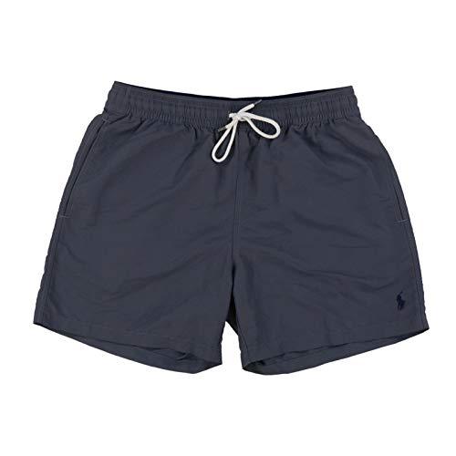 Preisvergleich Produktbild Polo Ralph Lauren Mens Printed Swim Shorts Beach Trunks with Strings