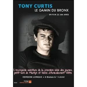 Tony Curtis: Driven to Stardom [ Origine Francese, Nessuna Lingua Italiana ]