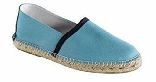 Pedro Soriano  Slipper, Chaussures de ville à lacets pour homme Turquoise