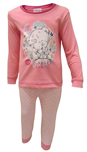 Bébé Filles Me to You Tatty Teddy Ourson Sweet Dreams Pyjama Tailles à partir de 6 to 24 Mois - Rose, 9-12 Months