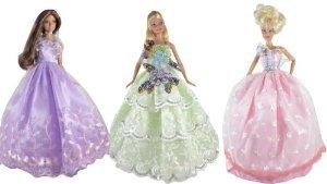 Vestido de gala: Magic Flower (conjunto de 3) por OceanAir