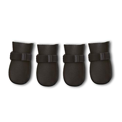 056d1db5660db PawTectors Waterproof Boots - Black - Large by Ultra Paws